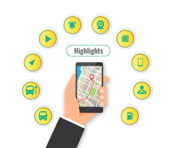 vehicle tracking app qatar