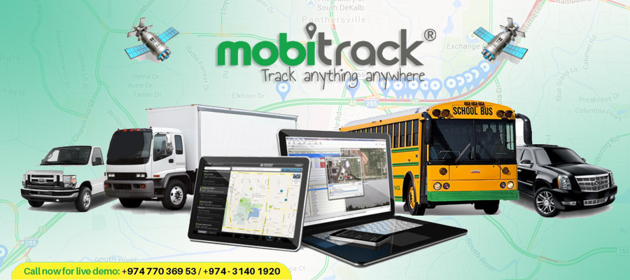 GPS Vehicle Tracking System Qatar