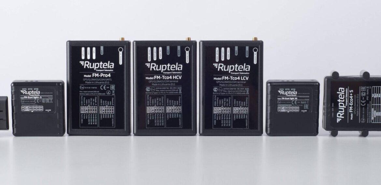 Best Ruptela GPS Tracker in Qatar